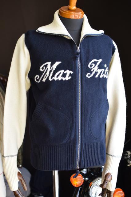 MFN-2271 クラブマンジップアップセーター
