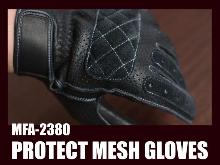 マックスフリッツ MFA-2380 プロテクトメッシュグローブ