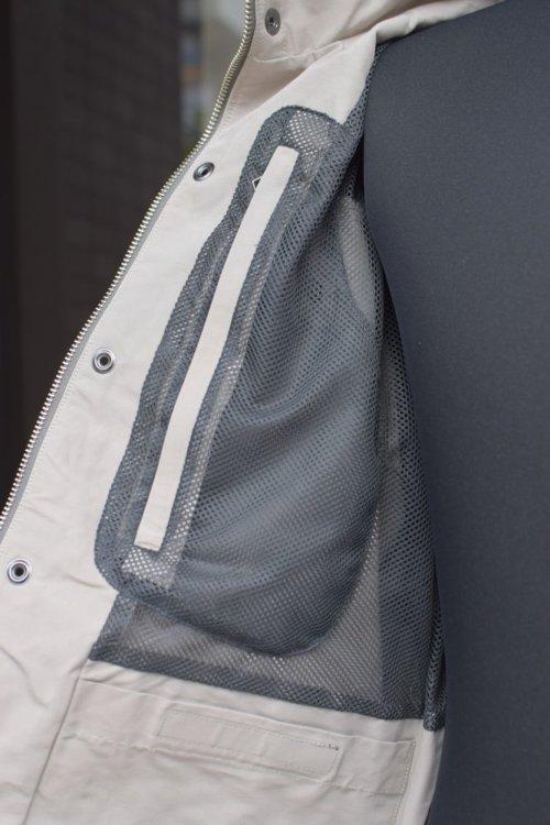 MFB-2322 ラグランフードジャケット