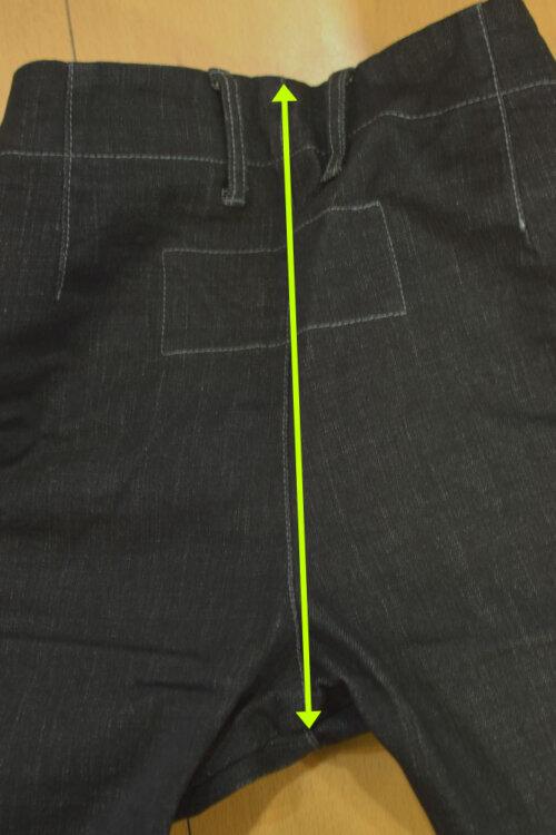【アウトレット】デニムスクランブラーパンツ MFP-2099