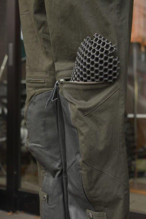 マックスフリッツ MFP-2382/ヒートガードエアインテークパンツ3
