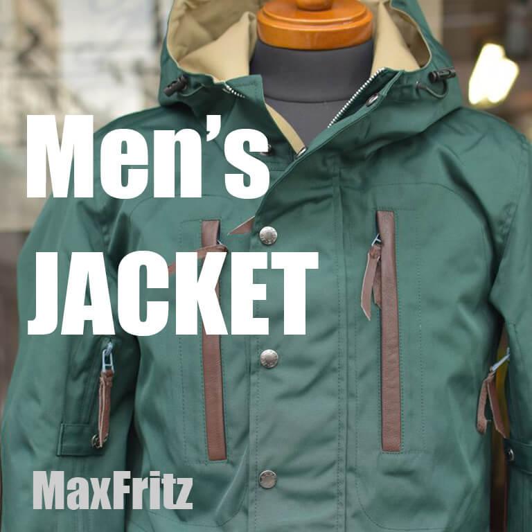 マックスフリッツジャケット